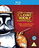 Star Wars - The Clone Wars - Season 1 [Blu-ray] [UK Import]