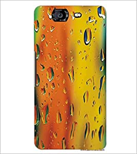 MICROMAX A350 CANVAS KNIGHT WATER DROPS Designer Back Cover Case By PRINTSWAG