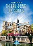 Calendrier mural Notre-Dame de Paris