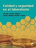 Calidad y seguridad en el laboratorio (Química)