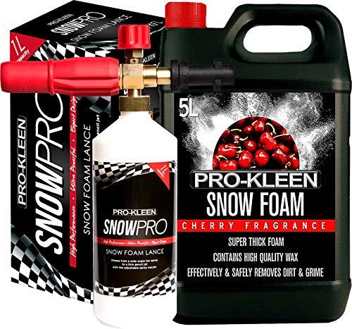 Pro-Kleen MY1415 Lance Compatible with Karcher/Gun Kit Cherry Snow Foam (5L)