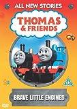 Thomas & Friends - Brave Little Engines [DVD]