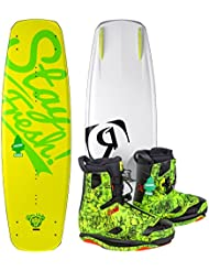 Ronix Bill ATR S 135 2016 avec Boots Forest Pine France, 38–39