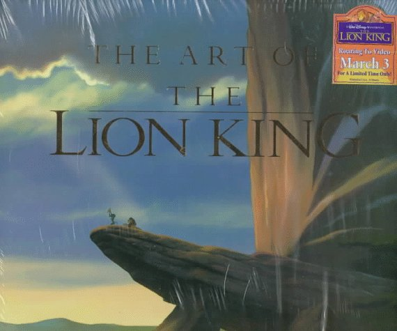 Art Of The Lion King por Christopher Finch