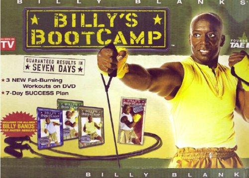 Billy Blanks: Tae Bo Boot Camp Box Set (Tae Bo-dvd-set)