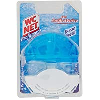 WC Net Mountain Fresh - Colgador para WC con gel antibacterias, 55 ml, Fragrancias