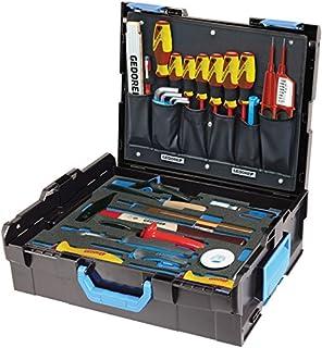 GEDORE L-BOXX 136 - 36 teilig / Umfangreicher Elektriker Werkzeugkasten mit Check-Tool-Einlage / VDE Werkzeugset / Profi Werkzeuge für jede Gelegenheit (B009987NP4) | Amazon Products