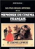 Les plus belles affiches de la mémoire du cinéma