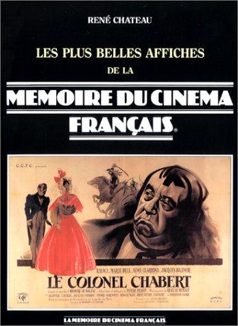 Les plus belles affiches de la mémoire du cinéma...