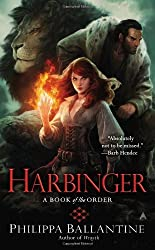 Harbinger : A Book of the Order by Philippa Ballantine (3-Oct-2013) Mass Market Paperback
