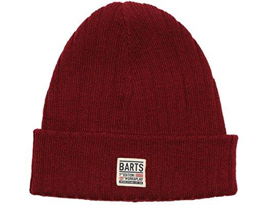 Barts Herren Mütze 'Parker' rot (500) 000
