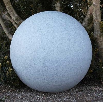 Kugelleuchte, Gartenkugel, GlowOrb stone, 56cm Ø, 10481 von Kiom auf Lampenhans.de