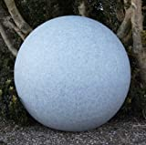 Kugelleuchte, Gartenkugel, GlowOrb stone, 56cm , 10481