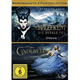 Maleficent - Die dunkle Fee / Cinderella