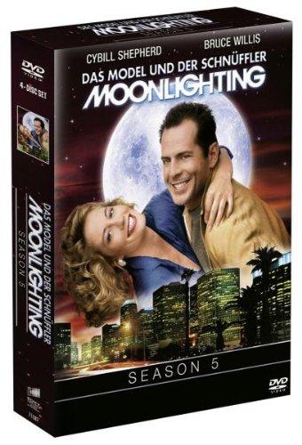 Das Model und der Schnüffler, Season 5 (4 DVDs)