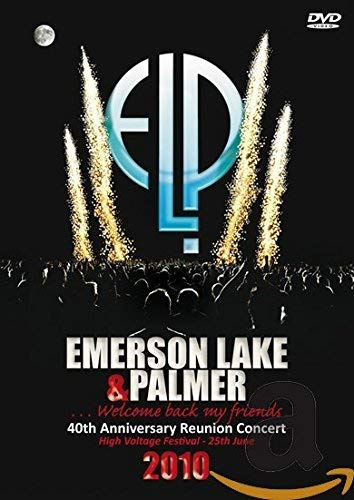 (Emerson Lake & Palmer - 40th Anniversary Reunion Concert - High Voltage Festival)
