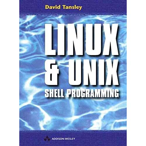 [(LINUX and UNIX Shell Programming)] [By (author) David Tansley] published on (January, 2000)