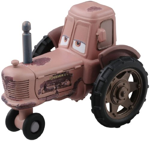 Tomica Cars C-23 Tractor (Standard Type) by TOMY