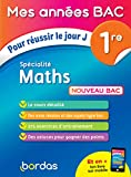 Mes années Bac - Spécialité Maths 1re