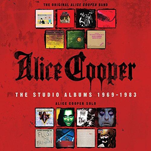 The Studio Albums 1969-1983 [E...