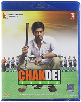Chak De! India (2007) [Blu-ray] (Bollywood Movie / Indian Cinema / Hindi Film) [NTSC] [UK Import]