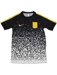 444c87d4c9 Nike Dri-FIT Neymar Jr Academy - Partes de Arriba de Ropa Deportiva para  fútbol (Niño