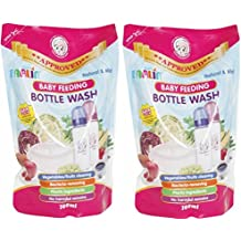 Farlin Anti-Bacterial Baby Liquid Cleanser (700 Ml Refill Pack X 2 Units)