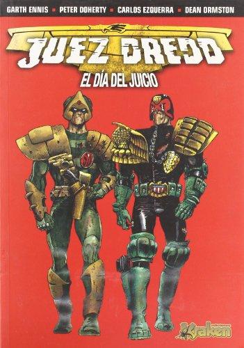 Juez Dredd. El Día del Juicio (Juez Dredd (especial))