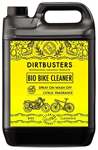 Bio vélo vélo moto motorcycle de nettoyage avec seau élimineront munching des microbes et enzymes puissant écologique mountain road bike vélo nettoyage 1 x 5 litres de haut du seau élimineront off