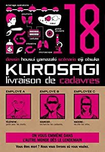 Kurosagi : Livraison de cadavres Edition simple Tome 18