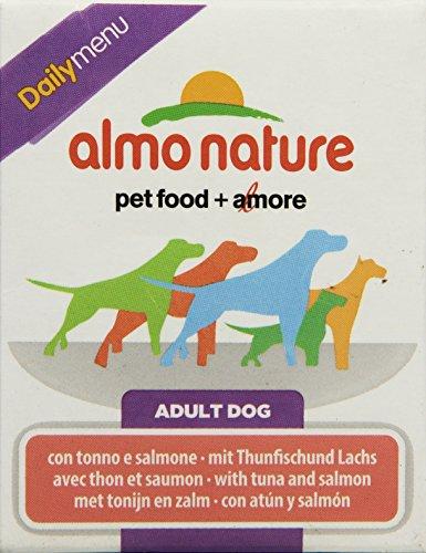 Daily Menu Hundefutter mit Thunfisch und Lachs (12x375 g)