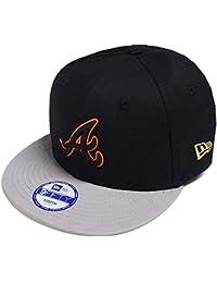 New Era - Gorra de Béisbol 950 Kids Pop MLB con Cierre Atrás - Atlanta  Braves b14f58af880
