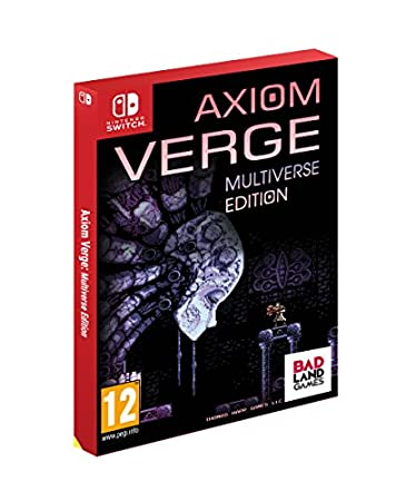 Axiom Verge: Multiverse Edition (Nintendo Switch)