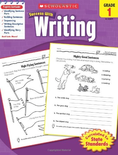 scholastic-success-with-writing-grade-1