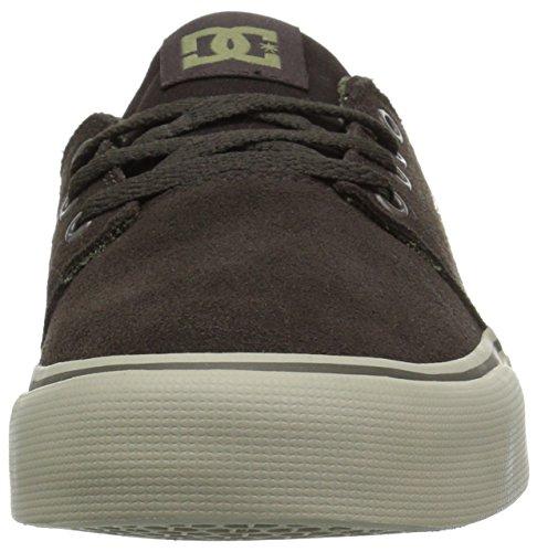 Crema De Militar Verde Nd Hombre Dc Trase Zapatos RwxTttU0