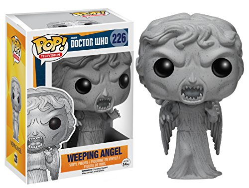Imagen principal de Funko Pop! - Vinyl: Doctor Who: Weeping Angel (5258)