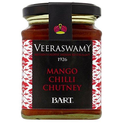 Bart Veeraswamy Mango Chilli Chutney 300g