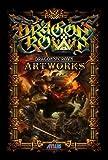 Libro Dragones Crown Award PS3 PSVita libro 'ART WORKS Obras de arte'...