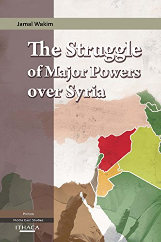 The Struggle of Major Powers Over Syria