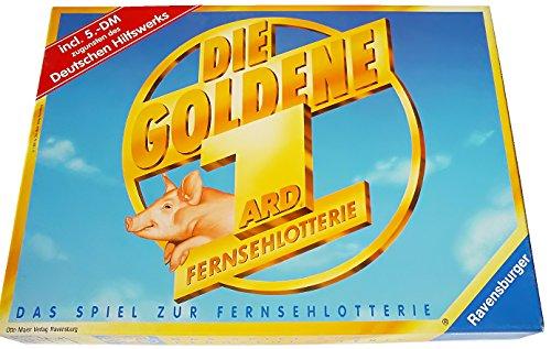 Preisvergleich Produktbild Die goldene Eins - Das Spiel zur ARD-Fernsehlotterie