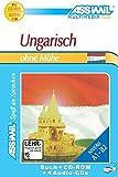 Ungarisch ohne Mühe. Multimedia-PLUS. Lehrbuch + 4 Audio CDs + CD-ROM - Georges Kassai, Tamas Szende