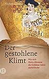 Image de Der gestohlene Klimt: Wie sich Maria Altmann die Goldene Adele zurückholte (insel taschen