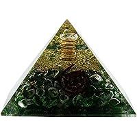 HARMONIZE Aventurine Orgon Pyramide Reiki Healing Kristall-Energie-Generator preisvergleich bei billige-tabletten.eu
