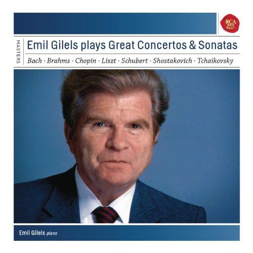 Emil Gilels plays Concertos and Sonatas