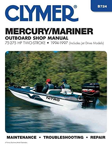 mercury-mariner-outboard-shop-manual-75-275-hp-1994-1997-includes-jet-drive-models-clymers-official-