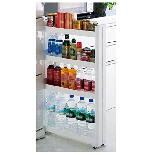 BBYE Réfrigérateur Finition Etagères / Gap Stockage Véhicules / Espace De Rangement Cadre / Cuisine Dossier Stitching ( taille : #2 )