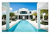 iRocket Innen-Boden Teppich/Matte–Luxus Haus (59,9x 39,9cm 60cm x 40cm)