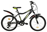 Clamaro 'Rockz 2018' Kinderfahrrad 20 Zoll Mountainbike mit - Best Reviews Guide