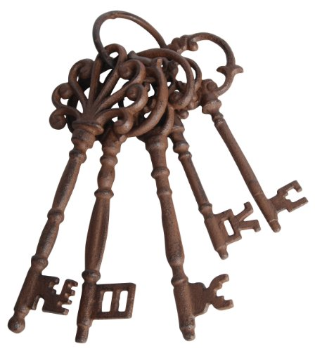 fallen-fruits-db63-large-cast-iron-key-brown