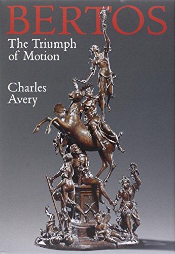 The triumph of motion: Francesco Bertos (1678-1741) and the art of sculpture. Ediz. illustrata por Charles Avery